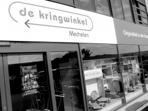 kringwinkel shop concept • for mojo