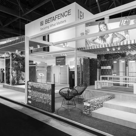 betafence stand • batibouw 2017 • for A&B Project
